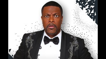 Comedian Chris Tucker  returns to Louisville for a show