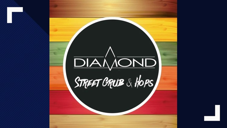 Diamond Street Grub & Hops logo