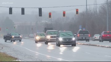 KYTC, Louisville Metro Public Works look at Old Henry Road intersection after increase in crashes