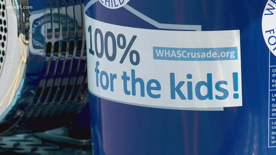 WHAS Crusade for Children Awards 225 grants