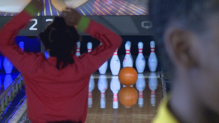 Bigs, Littles hit the lanes while helping local organization continue mission of mentorship