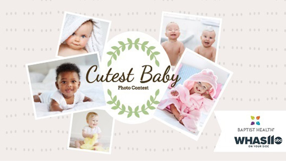 WHAS-TV CUTEST BABY PHOTO CONTEST (OFFICIAL RULES)