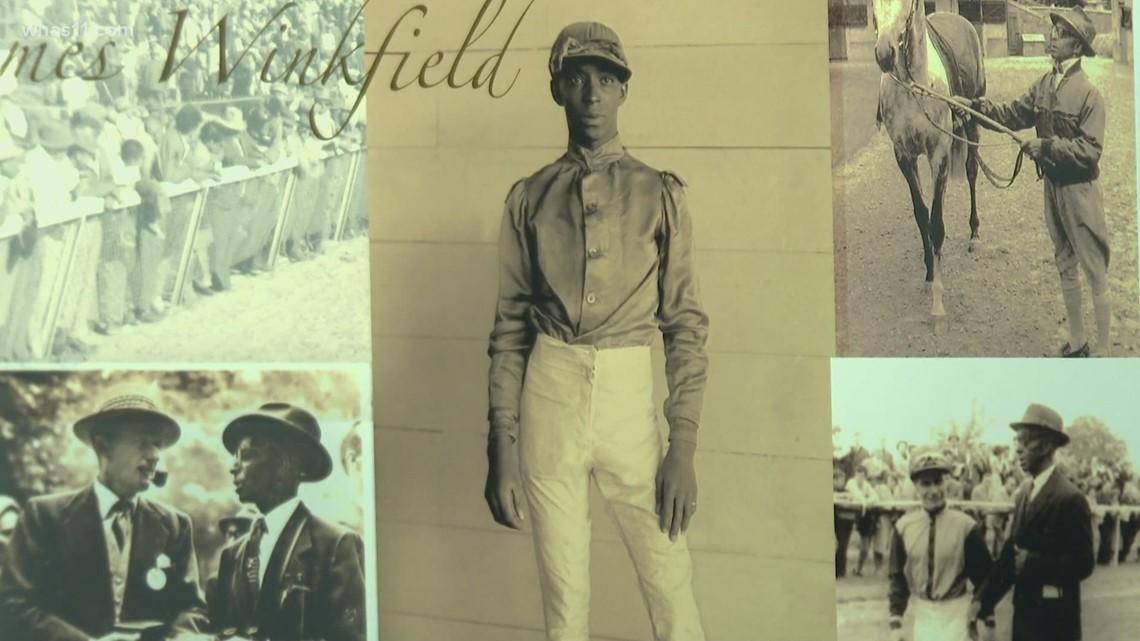 Louisville restaurant honors history of Black Jockeys