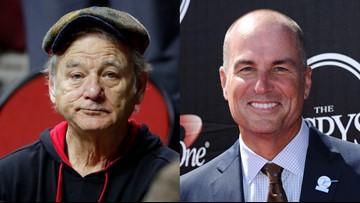 Bill Murray, Jay Bilas join Louisville coach Chris Mack's 'fantasy experience'
