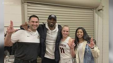 Louisville commit Hailey Van Lith remembers Kobe, Gigi Bryant