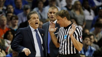 NCAA referee loses suit against Kentucky Sports Radio