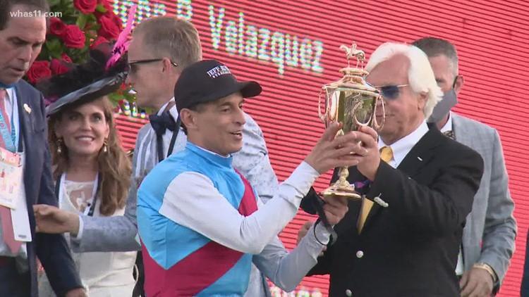 PHOTOS | Hall of Fame Jockey John Velazquez