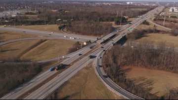 KYTC announces plans for I-64, I-265 interchange