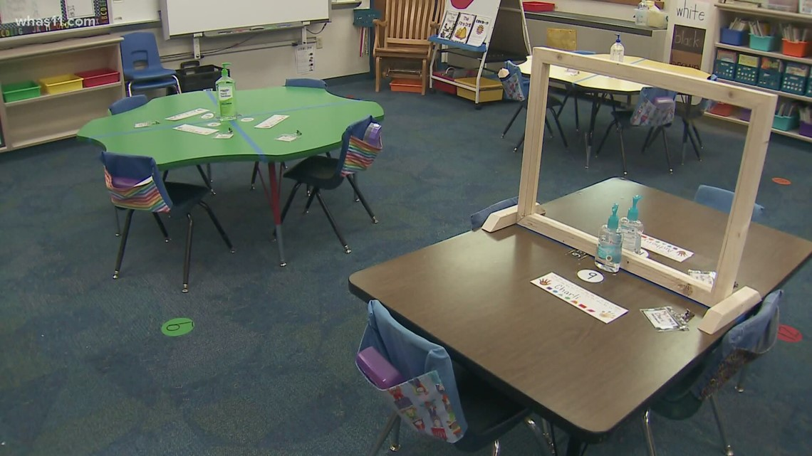 Kentucky public school districts see surge in children with special needs, link to opioid epidemic