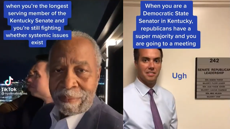 Kentucky politicians turn to TikTok to reach young constituents
