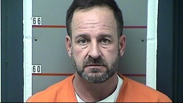 After a heated hearing, former Sheriff Todd Pate back in jail