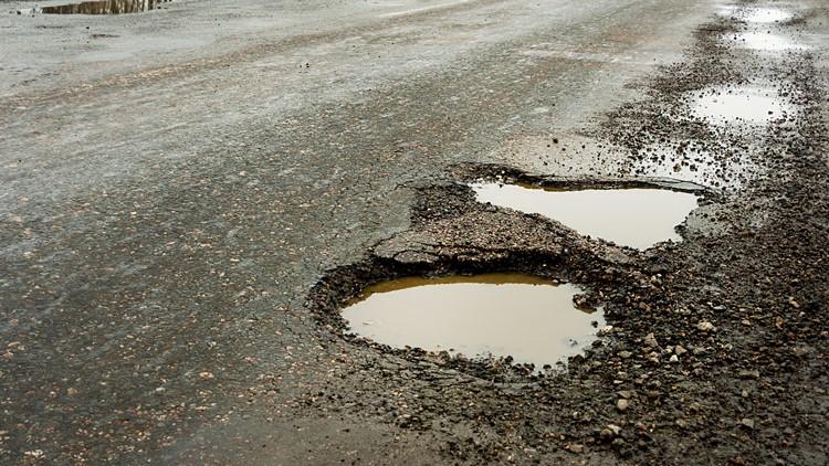 Potholes explained