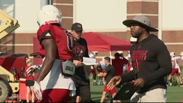 Cards prepare for opener against Notre Dame