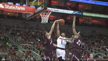Louisville basketball opens season against Nicholls State