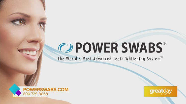 Power Swabs on Great Day Live
