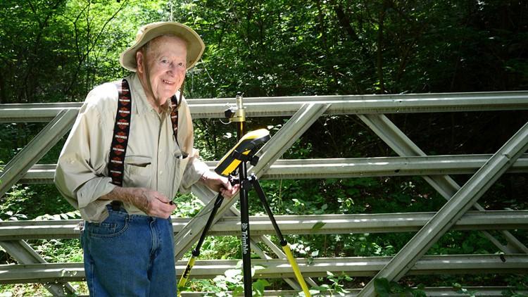 Retiring at 102