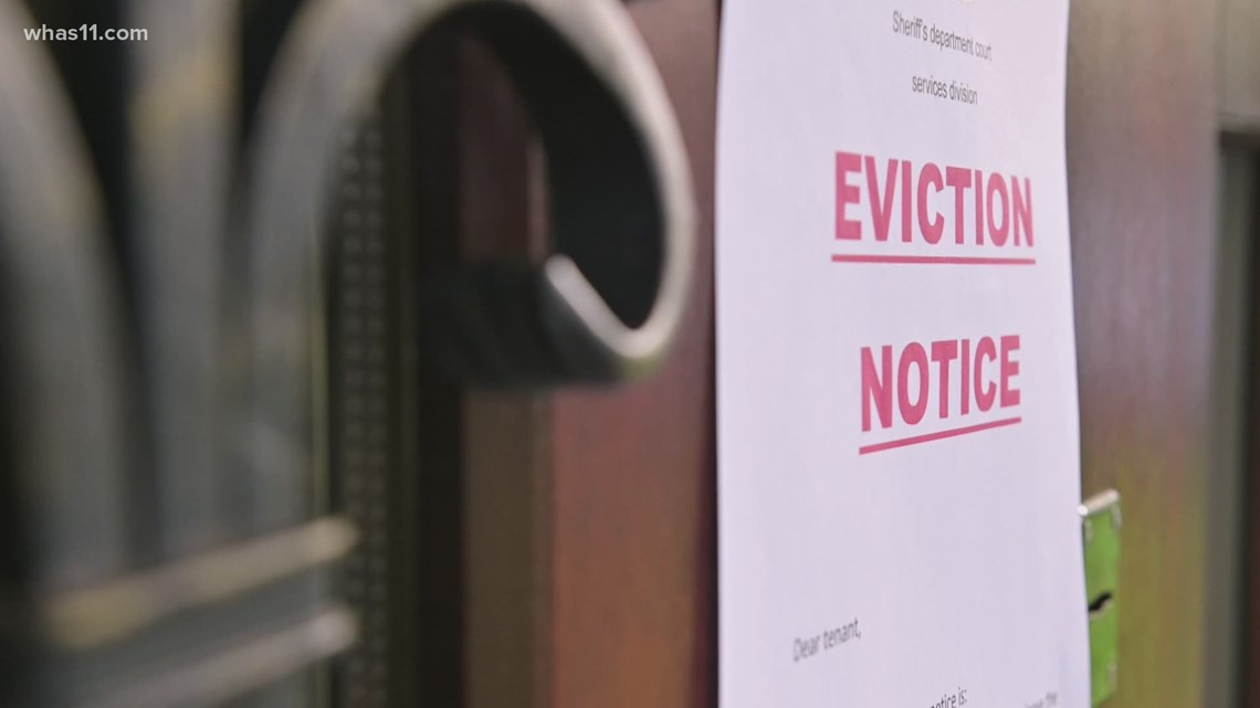 Federal eviction moratorium set to expire at end of June