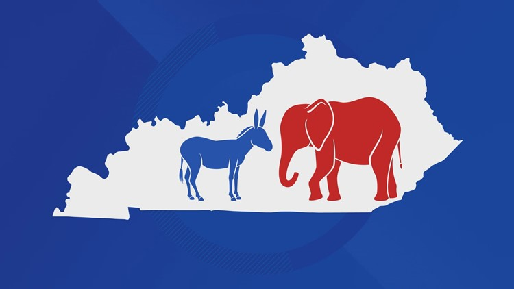 Why is voter turnout so low for the Kentucky primary?