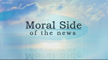 Moral Side of the News: 8.4.2019