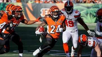 Former Bengal 'Pacman' Jones arrested at Indiana casino