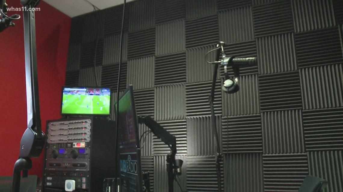 Louisville oldest Black radio station cuts ribbon on new studio