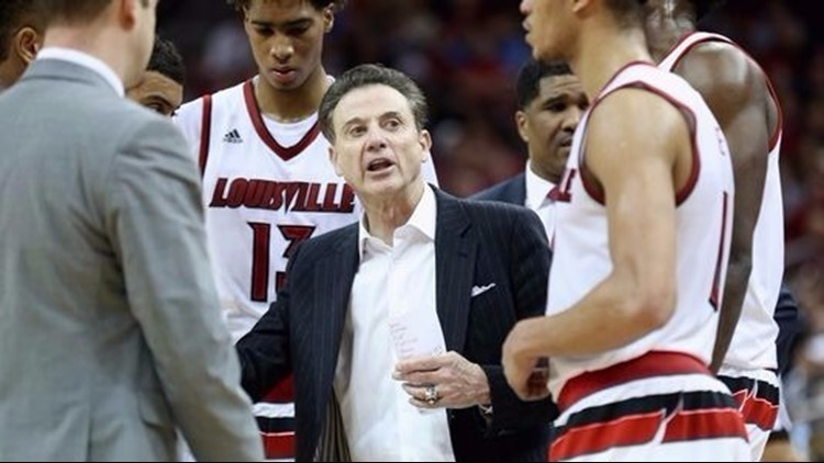 """Katina Powell, a self-proclaimed """"escort queen"""", made serious allegations against the Men's Basketball program at the University of Louisville in October 2015."""