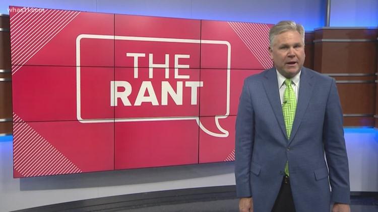 The Rant: 4/8/19