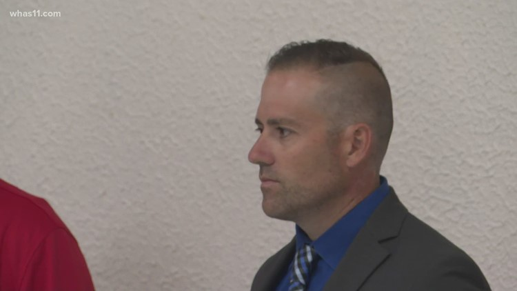 Jaynes testifies during third day of Police Merit Board hearing on his termination