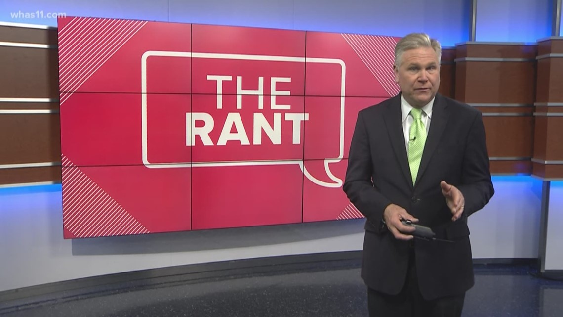 The Rant: 4.11.2019