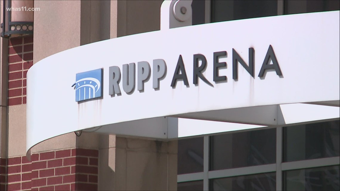 UK faculty group calls for renaming of Rupp Arena