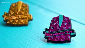 Kentucky Derby Festival and Andre Wilson reach agreement over 2019 Derby Festival Pegasus Pin