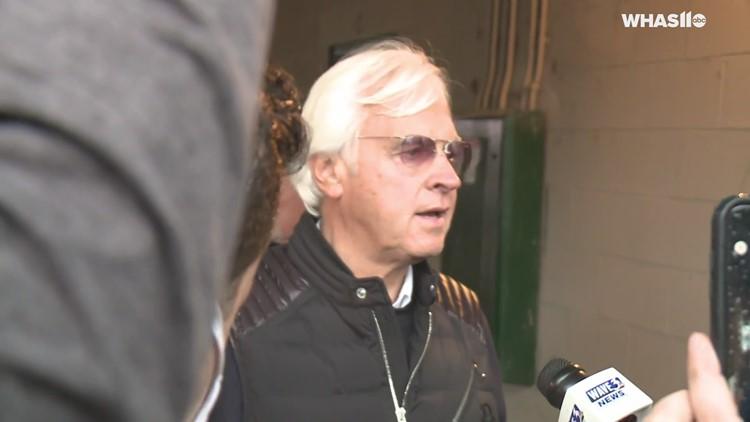 Bob Baffert's full response on failed drug test by Kentucky Derby 147 winner Medina Spirit