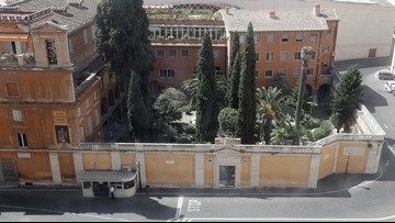 Vatican mystery over missing girl deepens as bones are found