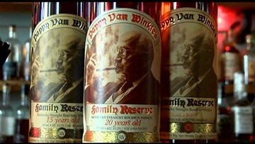 Louisville Kroger locations holding lottery for Pappy Van Winkle