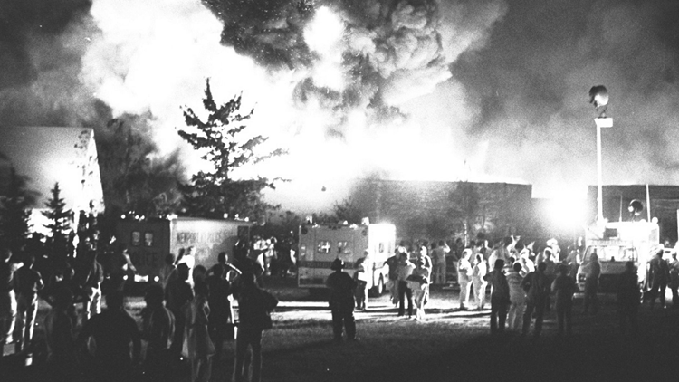 What caused the Beverly Hills Supper Club fire? Survivors skeptical of 'accident' label