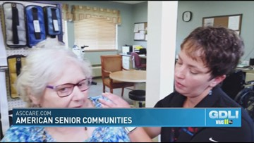 Live your best life at American Senior Communities