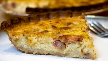 Taylor Farms recalls bacon quiche products sold in Kentucky