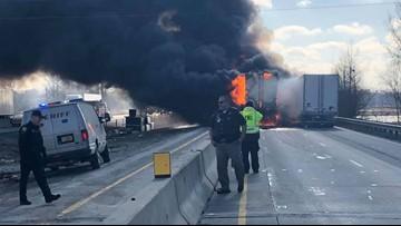 3 dead after multi-vehicle crash on I-65S