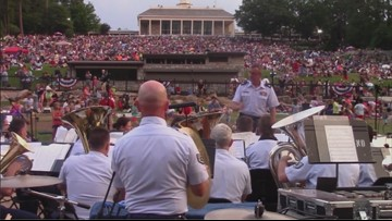 Air National Guard band to perform for Crescent Hill Fourth of July