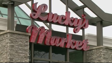 Lucky's Market closing Louisville location