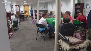 Womens only shelter celebrates success after opening one year ago