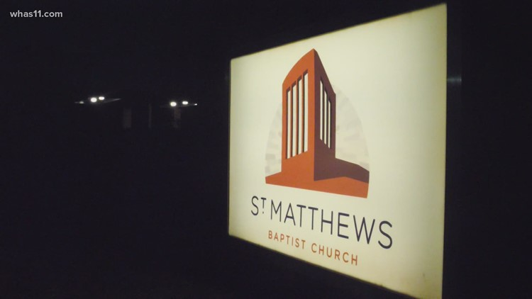 'Too 'inclusive': St. Matthews Baptist Church expelled by Southern Baptist Convention