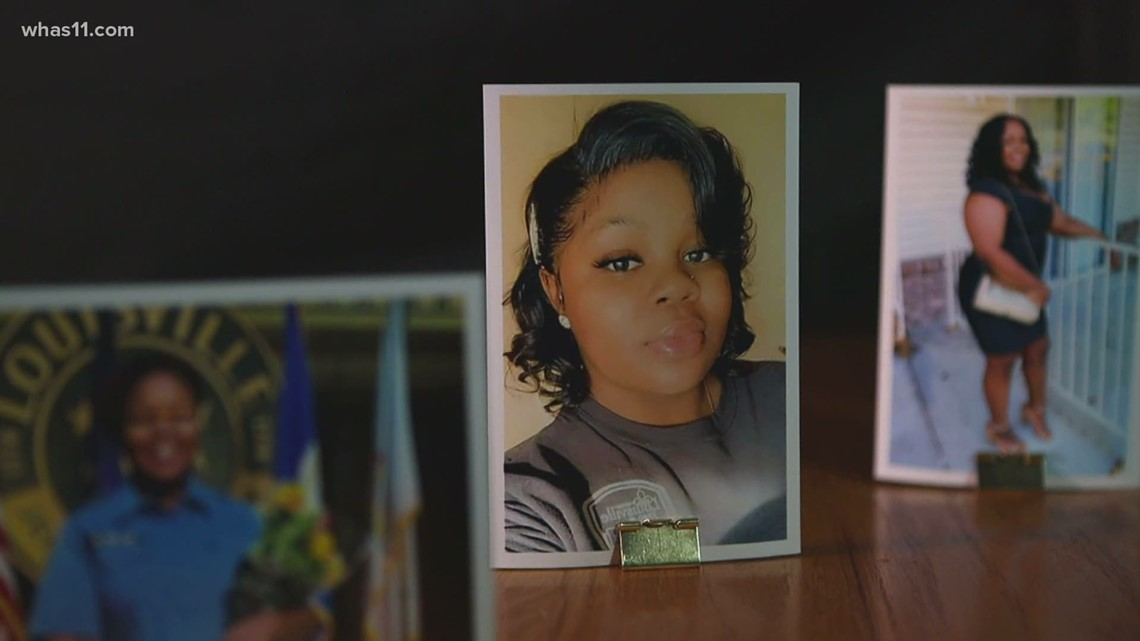Calls for justice in Breonna Taylor case continue as Chauvin found guilty in Floyd's death