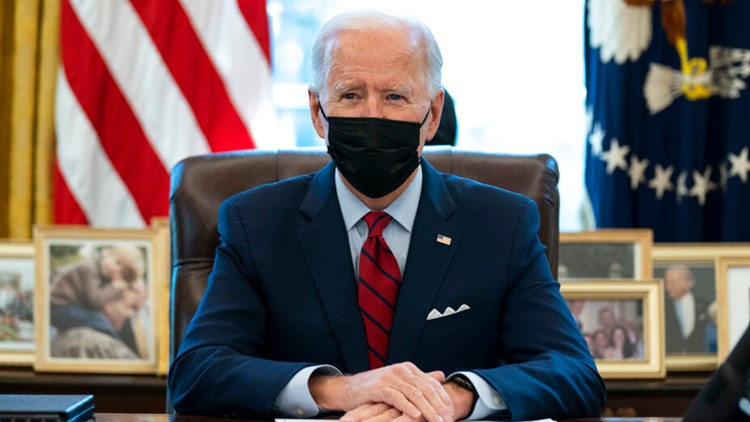 President Biden to hit the road to talk about the benefits of the COVID-19 relief package