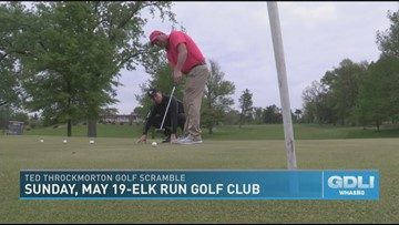 Golf Scramble benefits WHAS Crusade for Children