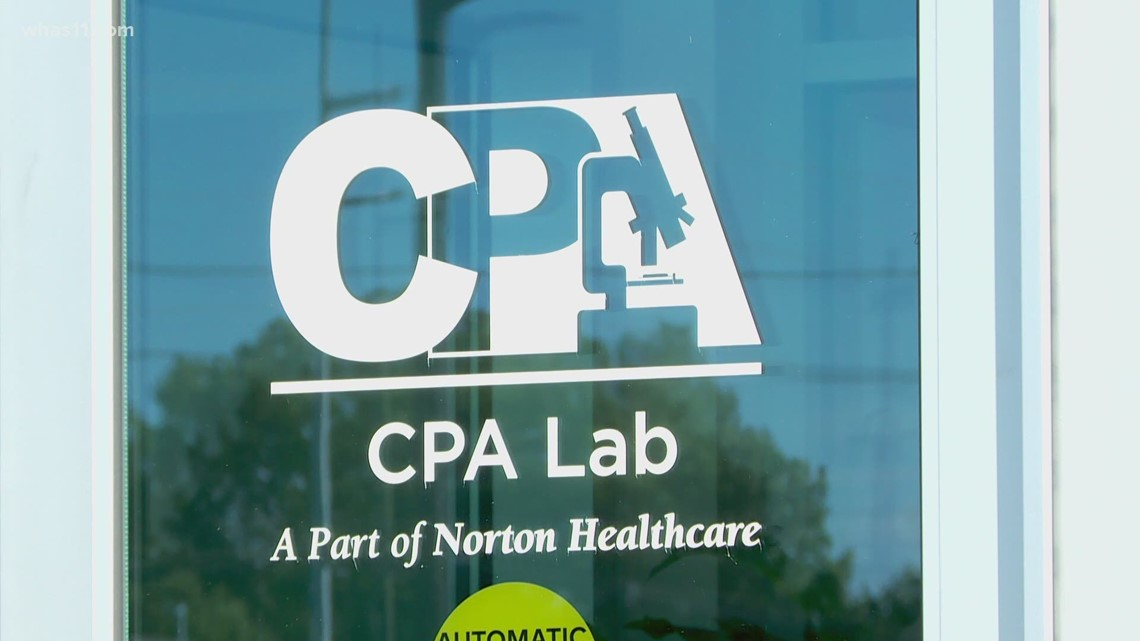 Norton Healthcare opens new CPA lab used in COVID-19 testing