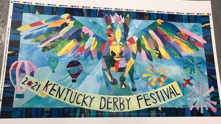 KDF unveils Derby Festival poster for 2021