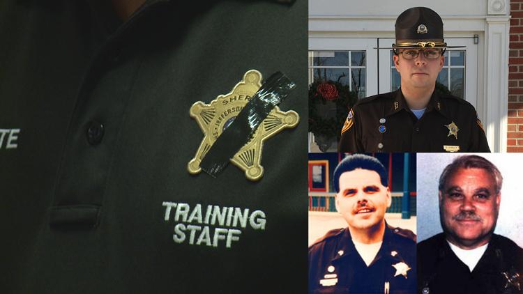 History of Jefferson County Sheriff's Office deputies killed by gunfire in the line of duty