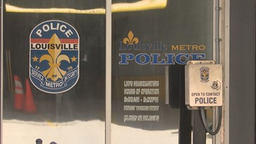 'Officers can't work from home.' Louisville Metro Police Department adds new COVID-19 protocols after officer tests positive