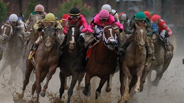 It's official: 146th Kentucky Derby now September 5